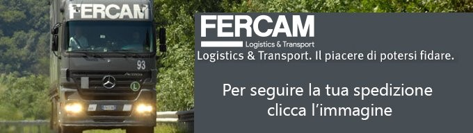 Tracking Fercam